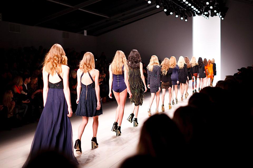 Défilé Couture